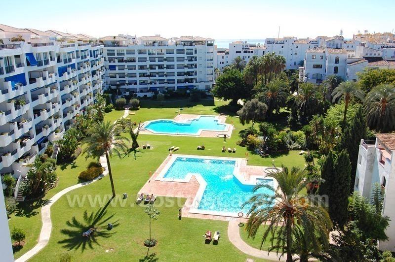 Tico apartamento en venta centro puerto ban s marbella - Atico en marbella ...
