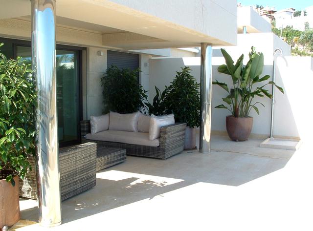 Apartamentos modernos lujo para comprar nueva andalucia - Casa de lujo en marbella ...