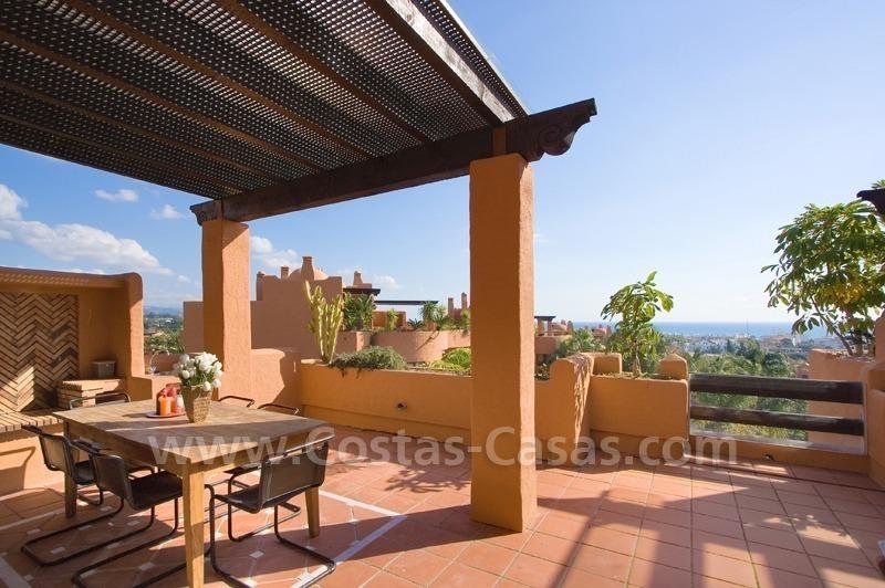 Tico apartamento en venta puerto ban s marbella - Atico en marbella ...