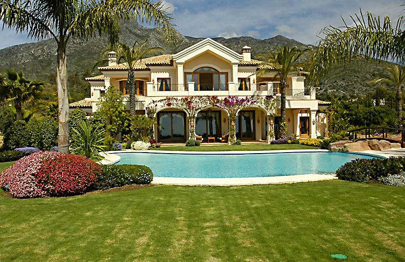Marbella Milla De Oro Villa Exclusiva En Venta