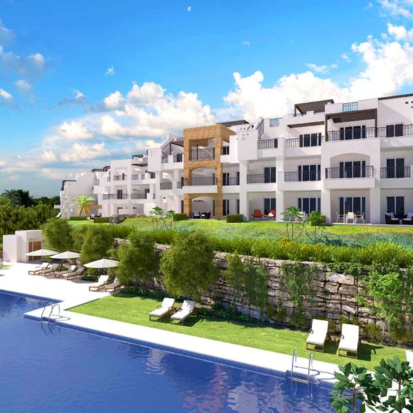 Ganga apartamentos ticos nuevos a la venta marbella benahavis - Domotica marbella ...
