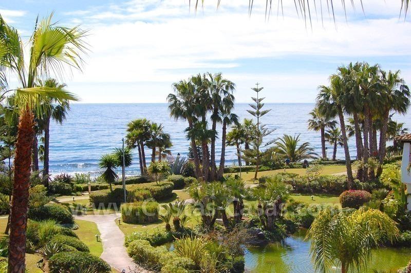Baños Romanos De Manilva:de lujo a la venta en un complejo situado en primera línea de