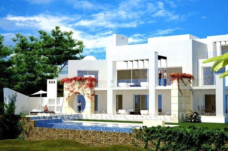 Marbella parcela con o sin villa de lujo a la venta - Casa de lujo en marbella ...