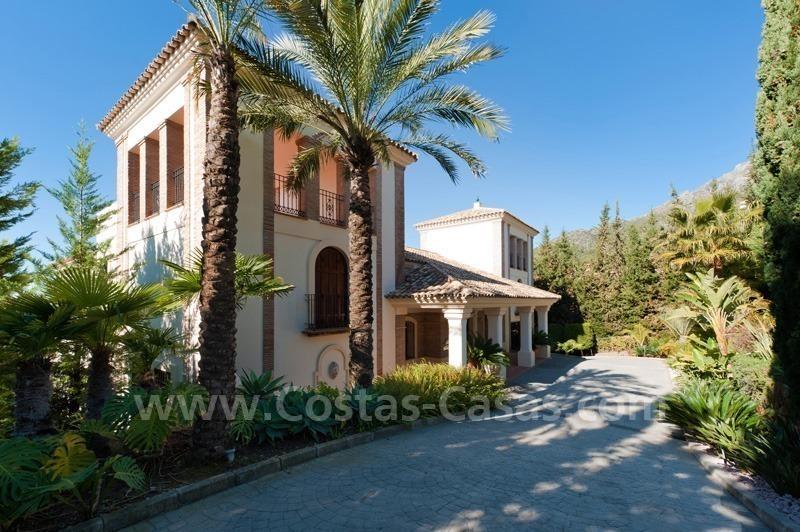 Villa Exclusiva A La Venta Milla Oro Marbella