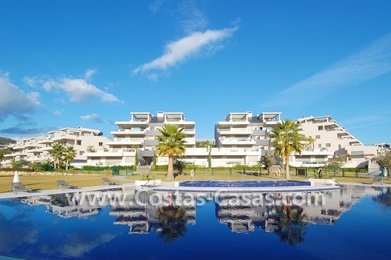 Alquiler vacacional marbella apartamento tico moderno costa del sol - Apartamento vacacional malaga ...