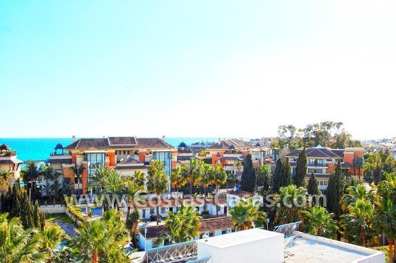 Apartamento de lujo a la venta cerca playa y puerto banus - Domotica marbella ...