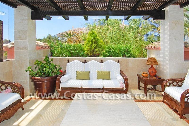 Apartamento tico lujo en venta la milla de oro marbella - Casa de lujo en marbella ...