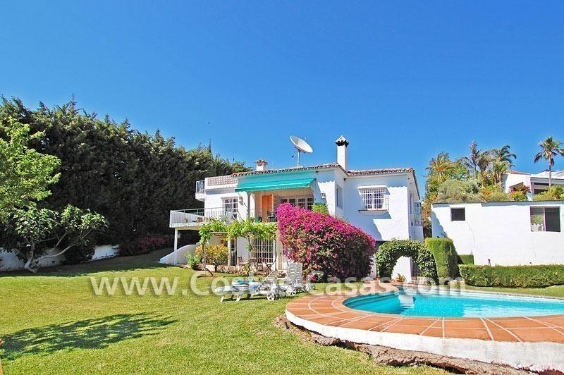 Villa A La Venta En La Milla De Oro En Marbella