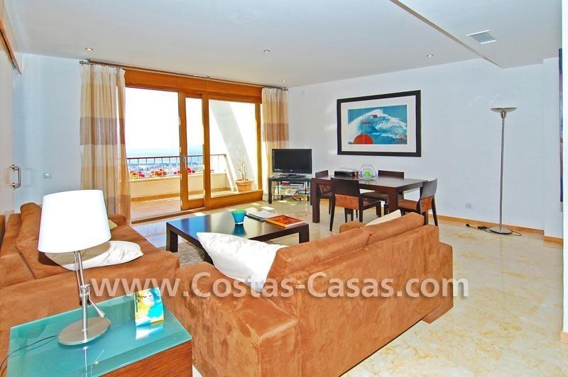Apartamento de lujo para alquiler de vacaciones marbella - Alquiler vacacional en marbella ...