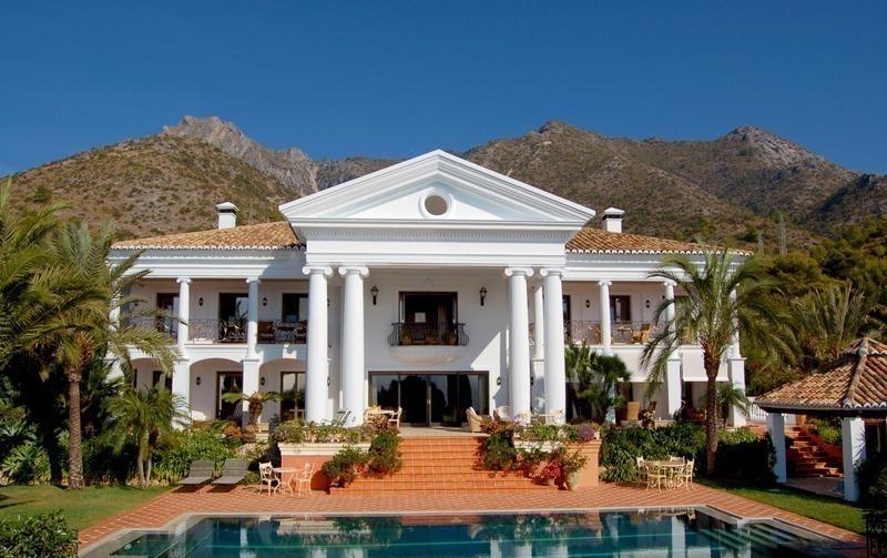 Villa en venta sierra blanca marbella - Casas de lujo en marbella ...