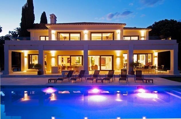 Villa moderna exclusiva a la venta nueva andaluc a marbella - La sala nueva andalucia ...