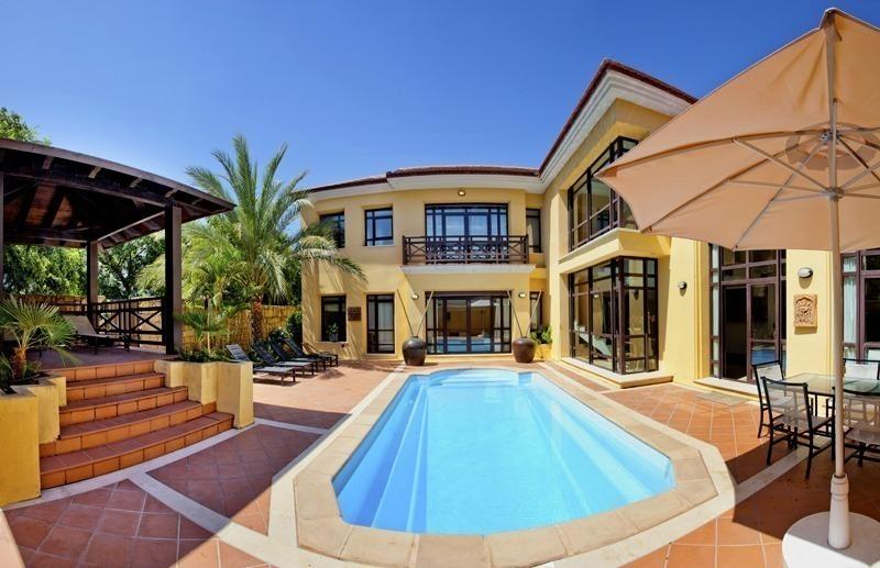 Villa lujo estilo moderno playa venta puerto ban s marbella - Casa de lujo en marbella ...