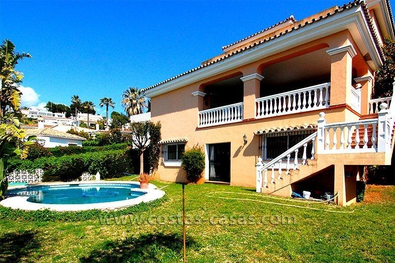 Villa estilo espa ol a la venta nueva andaluc a marbella - La sala nueva andalucia ...