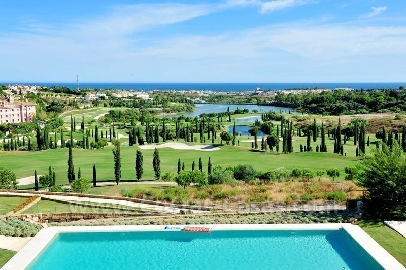 Alquiler vacacional apartamento lujo complejo golf marbella - Alquiler vacacional en marbella ...