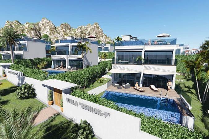 En venta villas lujo a estrenar puerto ban s marbella - Casa de lujo en marbella ...
