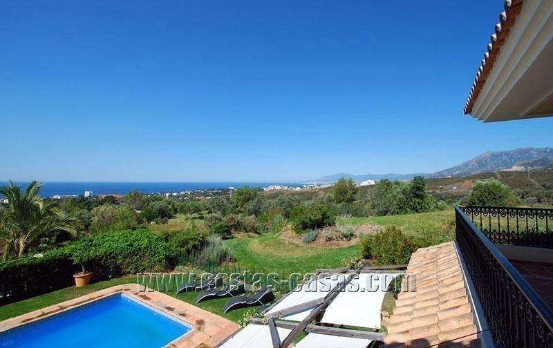 En venta villa lujo bien ubicada marbella este - Casa de lujo en marbella ...
