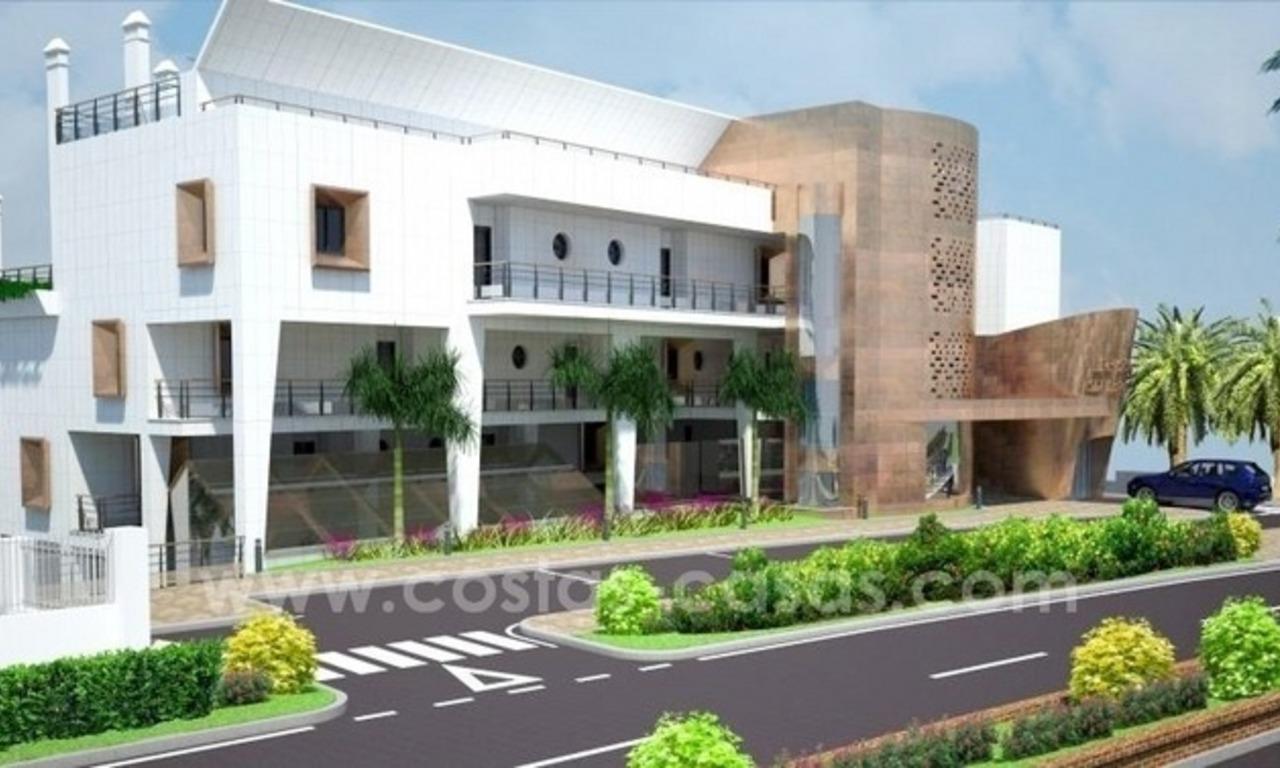 Apartamentos en venta en primera l nea de playa estepona - Apartamentos en venta en estepona ...