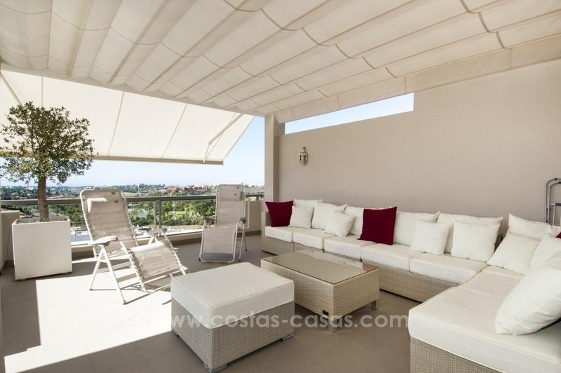 Tico apartamento contempor neo lujo en venta marbella - Casa de lujo en marbella ...