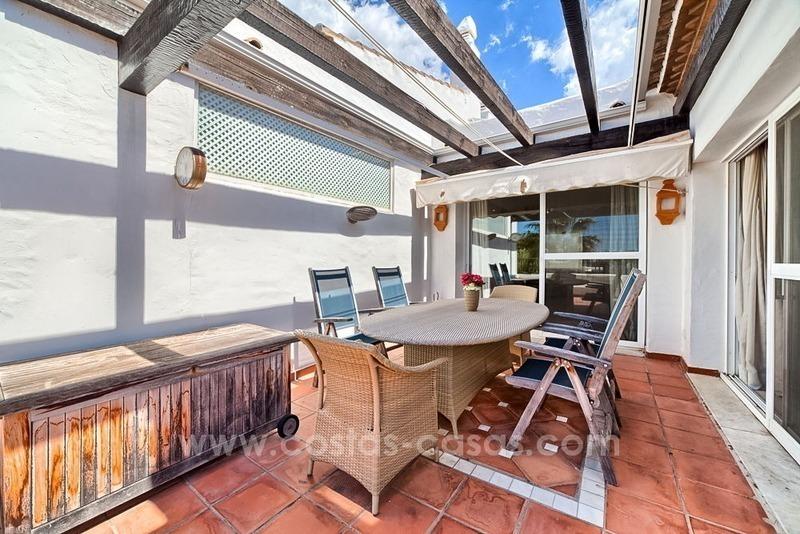 Baños Romanos De Manilva:Apartamento ático en venta en Puente Romano, Milla de Oro, Marbella 3