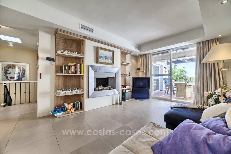 Baños Romanos De Manilva:Apartamento ático en venta en Puente Romano, Milla de Oro, Marbella 4