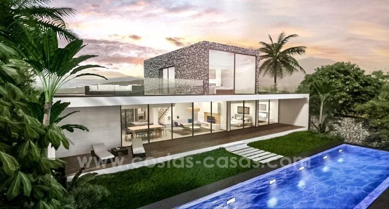 Nuevas villas modernas en venta en la costa del sol - Casas en la costa del sol ...