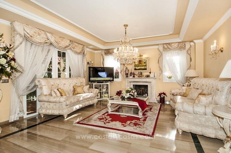 Villa de lujo en venta en marbella centro - Casa de lujo en marbella ...