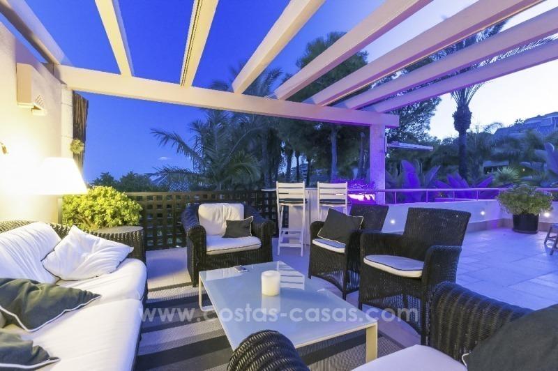 Apartamento de lujo en venta en marbella este - Casa de lujo en marbella ...