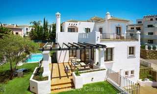 Nuevos y modernos apartamentos en venta en Benahavis - Marbella